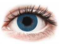 Lenti a contatto blu - non correttive - FreshLook Dimensions Pacific Blue - non correttive (2 lenti)