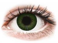 Lenti a contatto verdi - non correttive - FreshLook Dimensions Sea Green - non correttive (2 lenti)