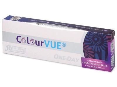 ColourVue One Day TruBlends Hazel - correttive (10 lenti)