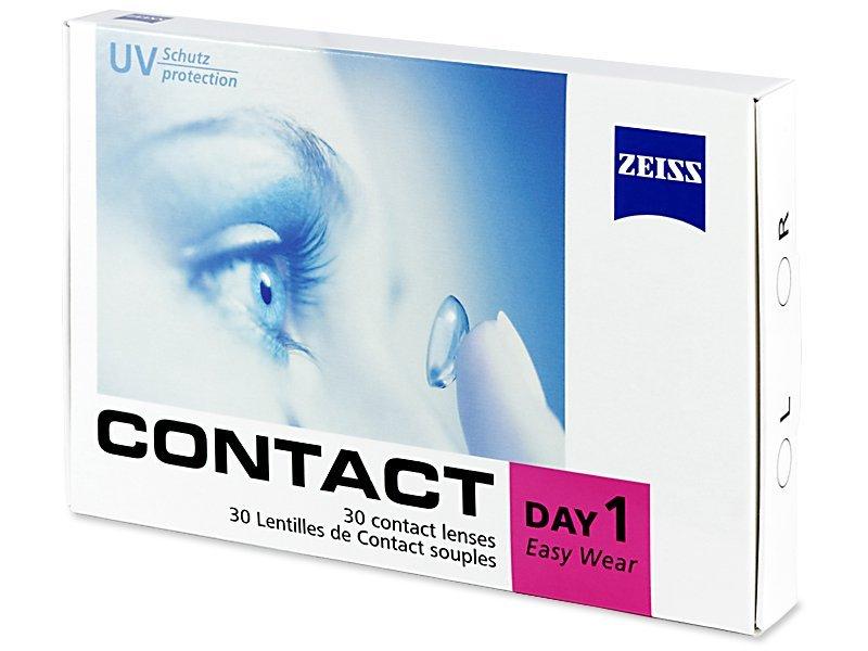 Contact Day 1 (30 lenti) - Lenti a contatto giornaliere