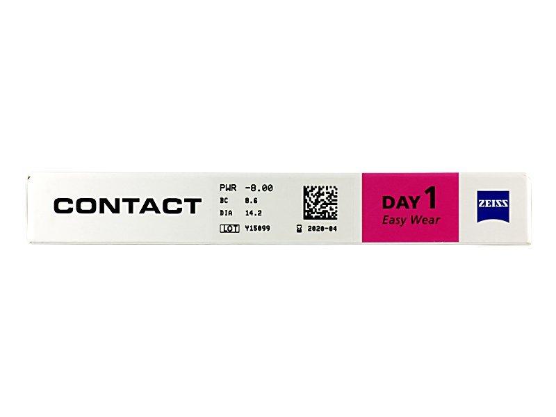 Contact Day 1 (30 lenti) - Caratteristiche generali