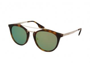 Occhiali da sole Panthos - Alexander McQueen MQ0037S 002