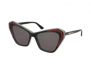 Occhiali da sole - Cat Eye - Alexander McQueen MQ0151S 001