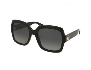 Occhiali da sole Oversize - Gucci GG0036S-011