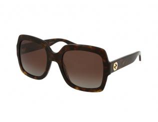 Occhiali da sole Oversize - Gucci GG0036S-012