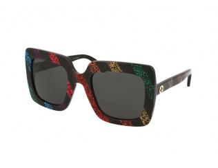 Occhiali da sole Oversize - Gucci GG0328S-003