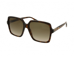 Occhiali da sole Oversize - Gucci GG0375S-002
