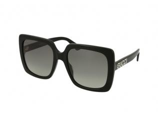 Occhiali da sole Oversize - Gucci GG0418S-001
