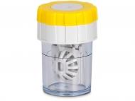 Custodie e Astucci - Custodia cilindrica rotante - Gialla