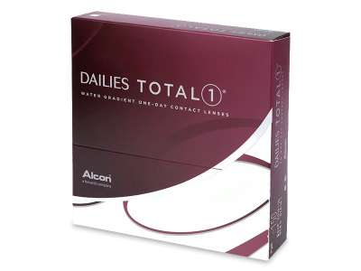 Dailies TOTAL1 (90 lenti) - Precedente e nuovo design