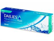 Lenti a contatto per astigmatismo - Dailies AquaComfort Plus Toric (30lenti)