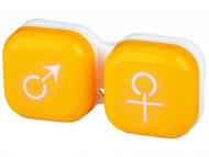 Custodie e Astucci - Astuccio porta lenti man&woman - yellow