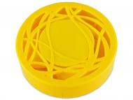 Accessori per lenti a contatto - Astuccio con specchietto - yellow ornament