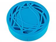 Accessori per lenti a contatto - Astuccio con specchietto - Blue Ornament