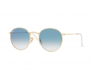 Lenti a contatto - Ray-Ban Round Metal RB3447N 001/3F