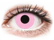 Lenti a contatto rosa - non correttive - ColourVUE Crazy Lens - Barbie Pink - non correttive (2lenti)
