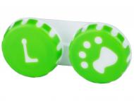 Custodie e Astucci - Astuccio porta lenti Paw green