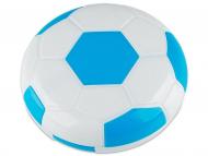 Accessori per lenti a contatto - Astuccio con specchietto Football Blue