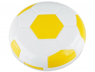 Astuccio con specchietto Football - yellow