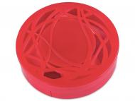 Accessori per lenti a contatto - Astuccio con specchietto - red ornament