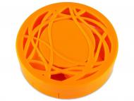 Accessori per lenti a contatto - Astuccio con specchietto - orange ornament