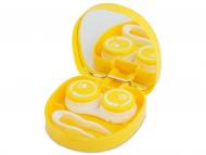 Custodie e Astucci - Astuccio con specchietto Smile - yellow