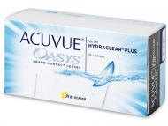 Lenti a contatto quindicinali - Acuvue Oasys (24 lenti)