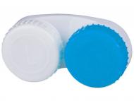 Accessori - Astuccio porta lenti blue&white L+R