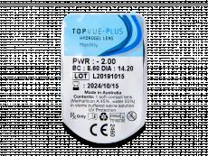 TopVue Plus (6 lenti) - Blister della lente