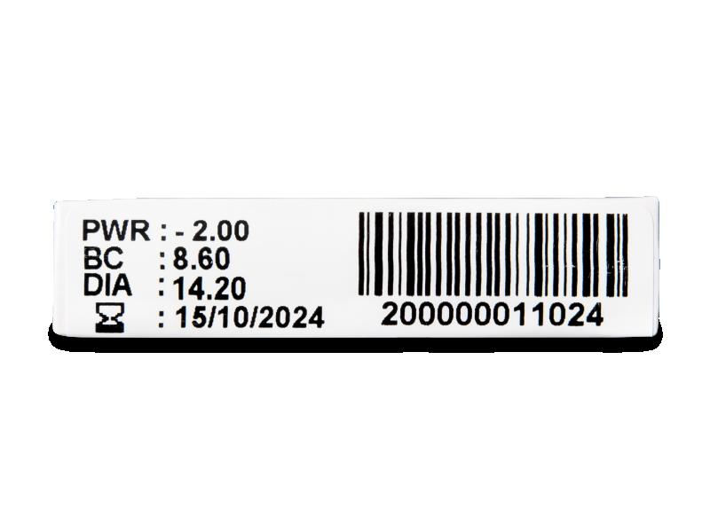 TopVue Plus (6 lenti) - Caratteristiche generali