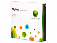 Lenti a contatto - MyDay daily disposable (90 lenti)