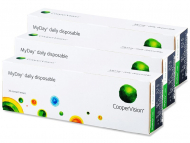 Lenti a contatto Coopervision - MyDay daily disposable (90 lenti)