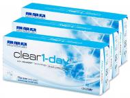 Lenti a contatto - Clear 1-Day (90lenti)