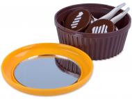 Custodie e Astucci - Astuccio con specchietto Muffin - Arancio