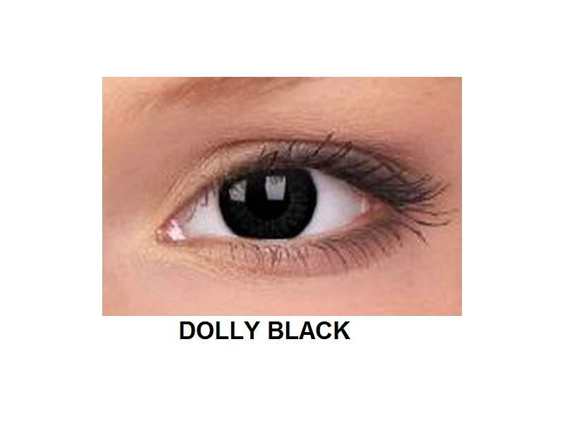ColourVUE - BigEyes (2 lenti) - Dolly Black