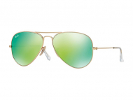 Lenti a contatto - Ray-Ban AVIATOR LARGE METAL RB3025 - 112/19