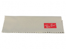 Ray-Ban Aviator Large Metal RB3025 - 112/19  - Panno in microfibra