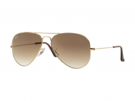 Occhiali da sole - Ray-Ban AVIATOR LARGE METAL RB3025 - 001/51