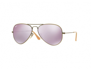 Occhiali da sole - Ray-Ban - Ray-Ban AVIATOR LARGE METAL RB3025 - 167/4K