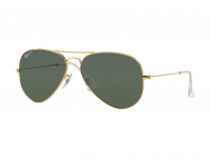 Occhiali da sole - Ray-Ban AVIATOR LARGE METAL RB3025 - 001/58