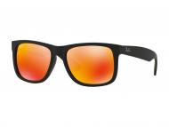 Occhiali da sole - Ray-Ban JUSTIN RB4165 - 622/6Q