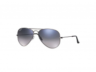 Occhiali da sole - Ray-Ban AVIATOR LARGE METAL RB3025 - 004/78