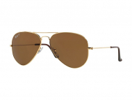 Occhiali da sole - Ray-Ban AVIATOR LARGE METAL RB3025 - 001/57