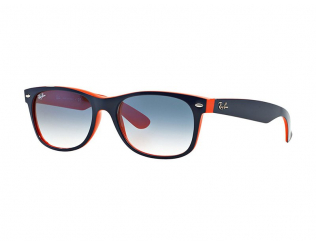 Occhiali da sole Classic Way - Ray-Ban NEW WAYFARER RB2132 - 789/3F