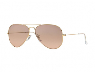 Occhiali da sole - Ray-Ban - Ray-Ban AVIATOR LARGE METAL RB3025 - 001/3E