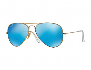 Occhiali da sole - Ray-Ban - Ray-Ban RB3025 - 112/4L AVIATOR LARGE METAL