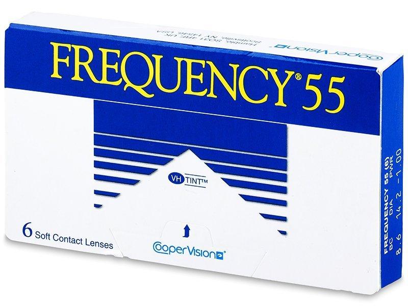 Frequency 55 (6lenti) - Lenti a contatto mensili