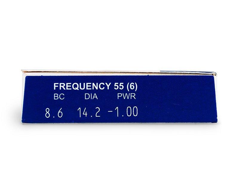 Frequency 55 (6lenti) - Caratteristiche generali