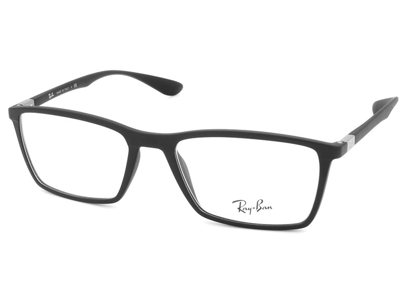 occhiali da vista ray ban neri uomo