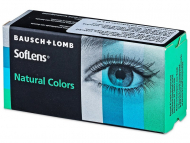 Lenti a contatto Bausch and Lomb - SofLens Natural Colors - non correttive (2 lenti)